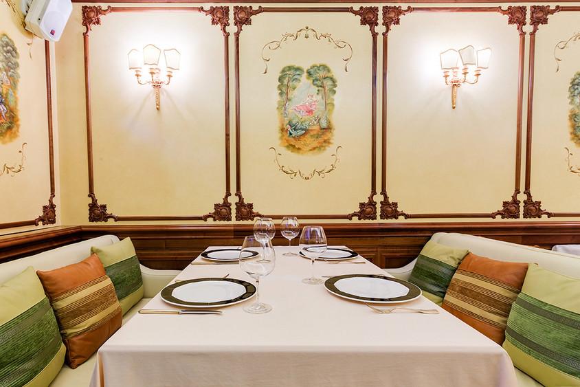 Ресторан, Банкетный зал на 15 персон в ЦАО, м. Полянка, м. Третьяковская, м. Новокузнецкая от 2500 руб. на человека
