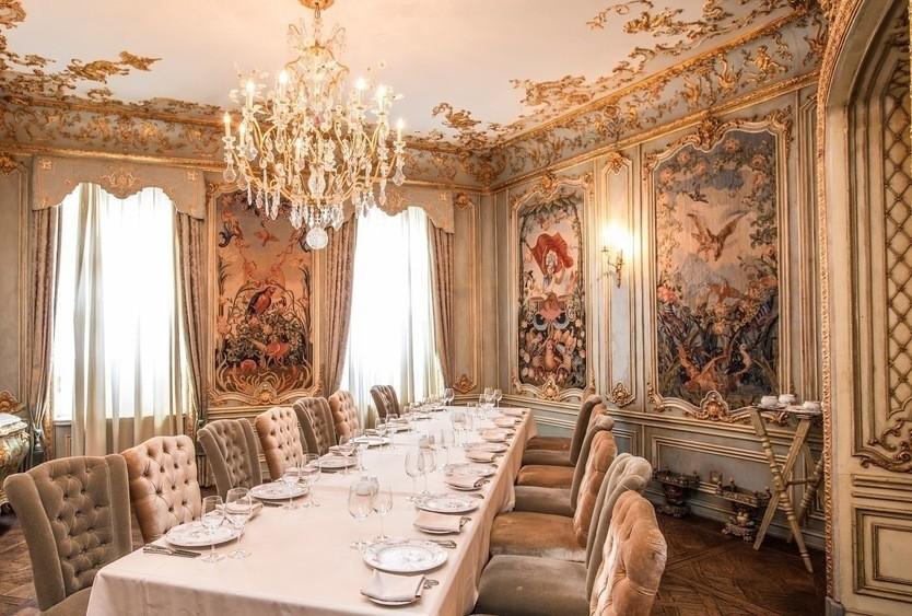 Ресторан, Банкетный зал на 20 персон в ЦАО, м. Тверская от 8000 руб. на человека