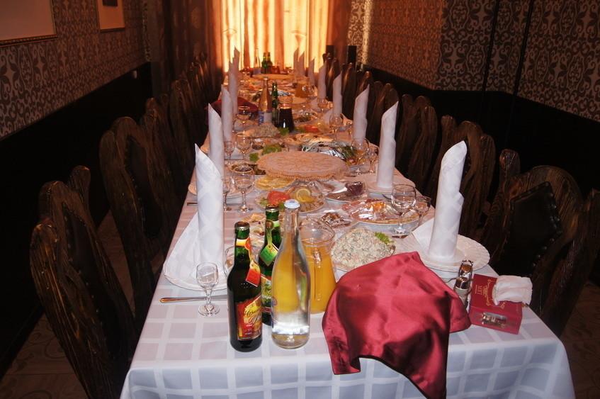 Ресторан, Банкетный зал на 15 персон в ВАО, м. Новогиреево, м. Выхино от 1800 руб. на человека