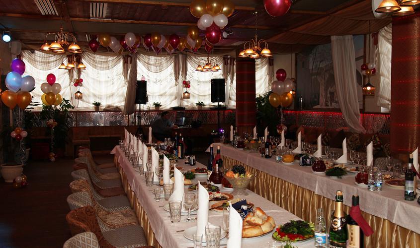 Банкетный зал, Бар на 70 персон в СЗАО, м. Строгино от 2500 руб. на человека