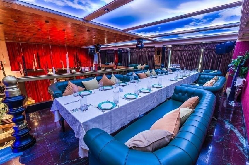 Ресторан, Банкетный зал на 120 персон в ЦАО, м. Полянка, м. Третьяковская от 3000 руб. на человека