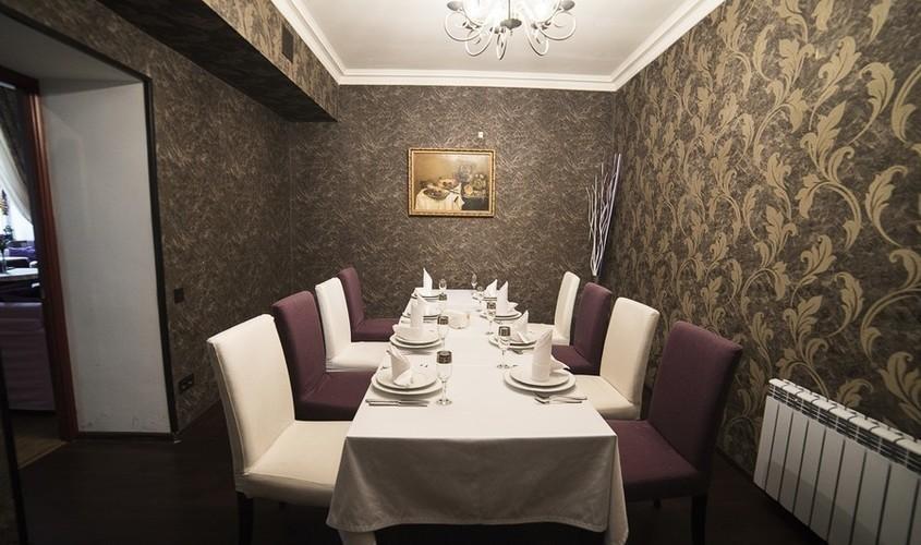 Ресторан, Банкетный зал на 12 персон в САО, м. Сокол, м. Аэропорт, м. Октябрьское поле от 2500 руб. на человека