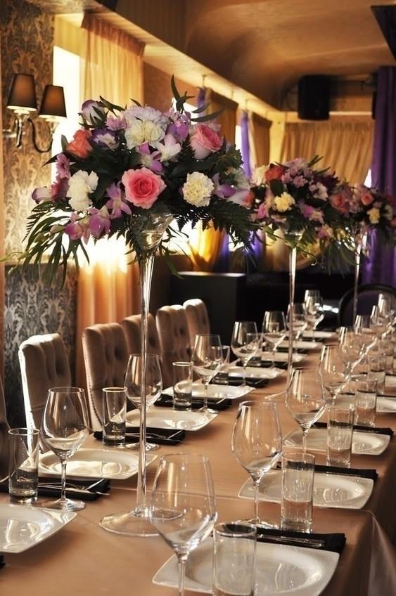 Ресторан, Банкетный зал, При гостинице на 70 персон в ЦАО, м. Сухаревская от 2500 руб. на человека