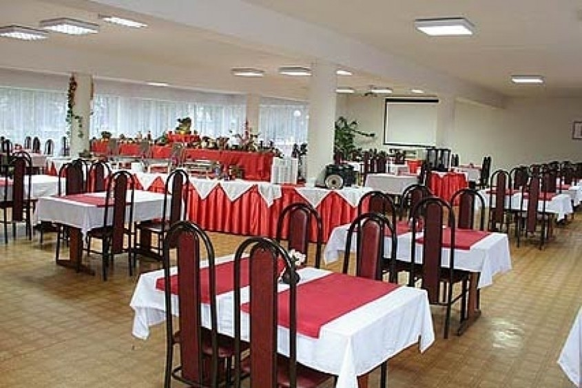При гостинице, За городом, Усадьба на 250 персон в ЮЗАО,  от 3000 руб. на человека