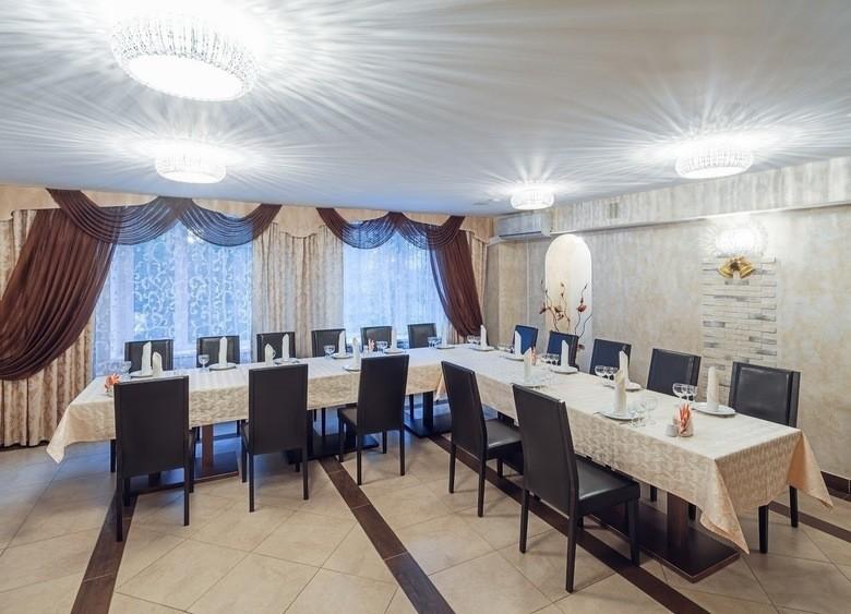 Ресторан, При гостинице на 20 персон в СВАО, м. ВДНХ от 2000 руб. на человека