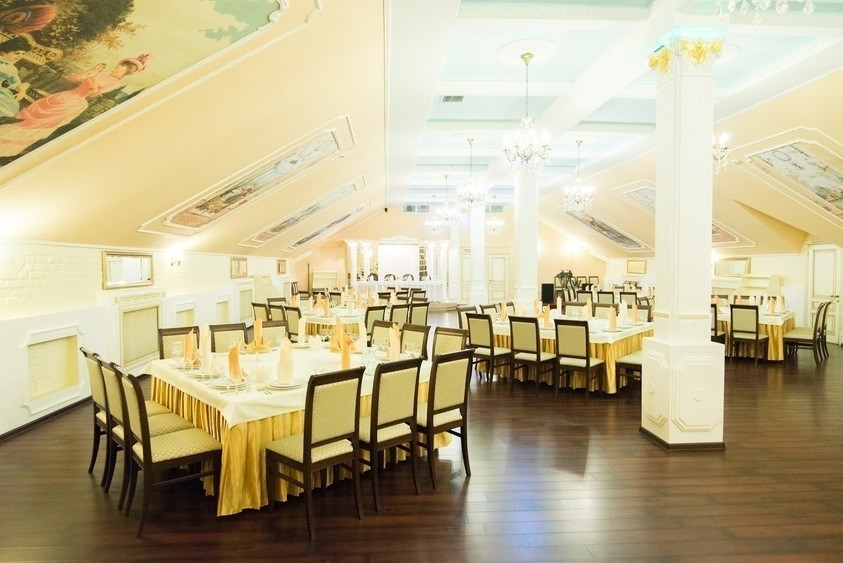 Ресторан, Банкетный зал, За городом на 140 персон в СВАО, м. Бабушкинская, м. Медведково от 3000 руб. на человека