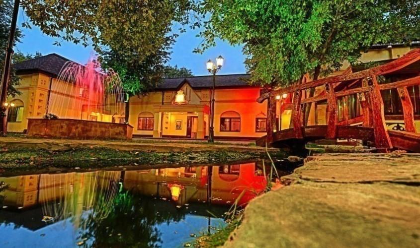 Ресторан, Усадьба на 300 персон в ЮВАО, м. Братиславская, м. Люблино, м. Марьино от 3000 руб. на человека