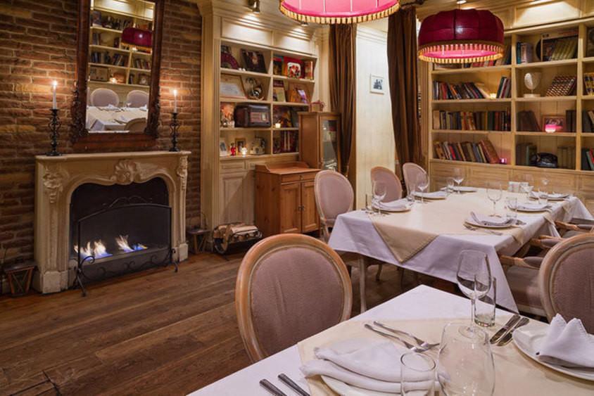 Ресторан, Банкетный зал на 16 персон в ЦАО, м. Краснопресненская, м. Баррикадная, м. Улица 1905 года, м. Смоленская от 3000 руб. на человека