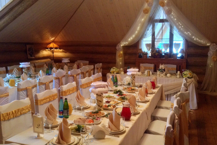 Ресторан на 55 персон в СВАО, САО, м. Речной вокзал, м. Бибирево, м. Алтуфьево от 2000 руб. на человека