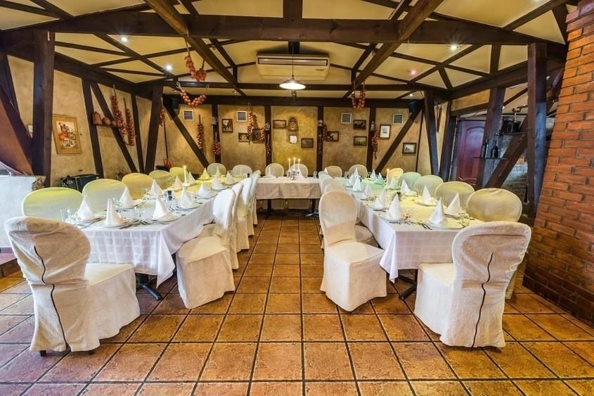 Ресторан на 25 персон в СВАО, м. Бутырская, м. ВДНХ от 2000 руб. на человека