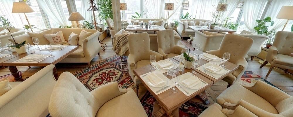 Ресторан на 40 персон в ЦАО, м. Киевская, м. Фрунзенская, м. Парк культуры, м. Смоленская от 4000 руб. на человека
