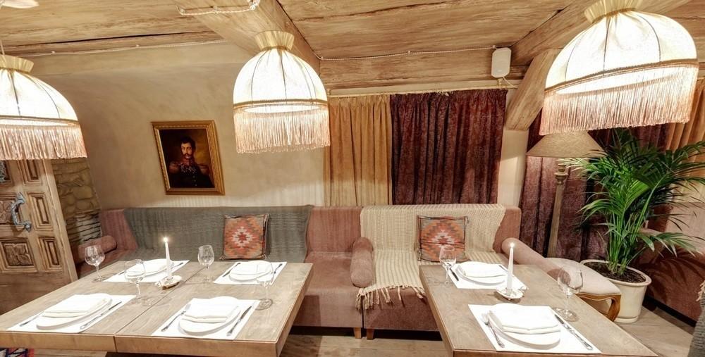 Ресторан на 20 персон в ЦАО, м. Киевская, м. Фрунзенская, м. Парк культуры, м. Смоленская от 4000 руб. на человека