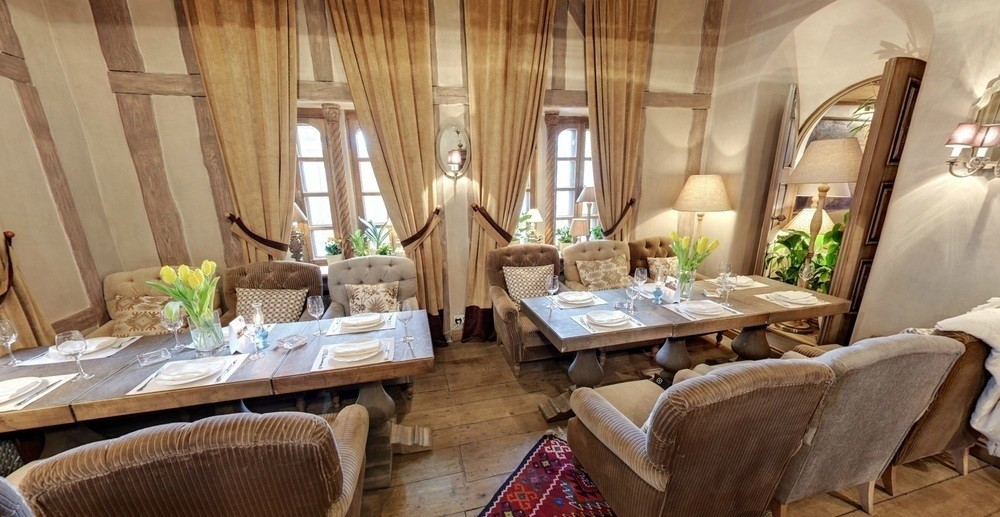 Ресторан на 30 персон в ЦАО, м. Киевская, м. Фрунзенская, м. Парк культуры, м. Смоленская от 4000 руб. на человека