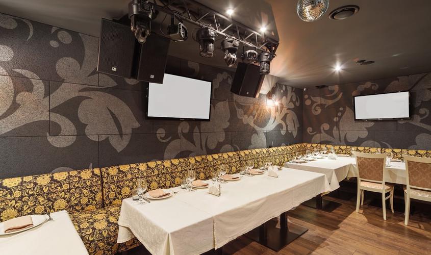Ресторан на 40 персон в ЮЗАО, ЮАО, м. Каховская, м. Севастопольская, м. Варшавская от 3000 руб. на человека