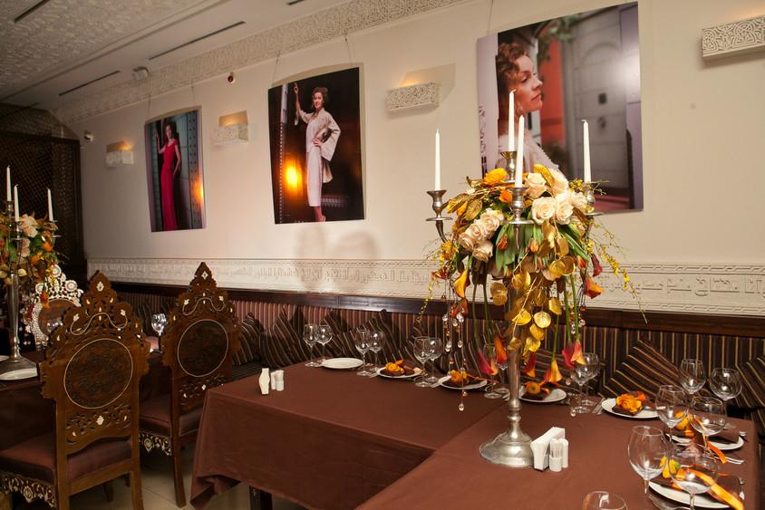Ресторан, Банкетный зал на 90 персон в ЦАО, м. Китай-город, м. Лубянка от 2500 руб. на человека