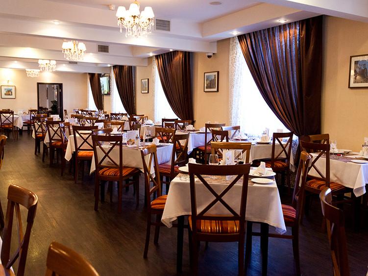 Ресторан, При гостинице на 80 персон в СВАО, м. Владыкино, м. Петровско-Разумовская от 2500 руб. на человека