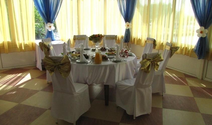 Ресторан, При гостинице, За городом на 300 персон в СВАО, м. Алтуфьево от 2500 руб. на человека
