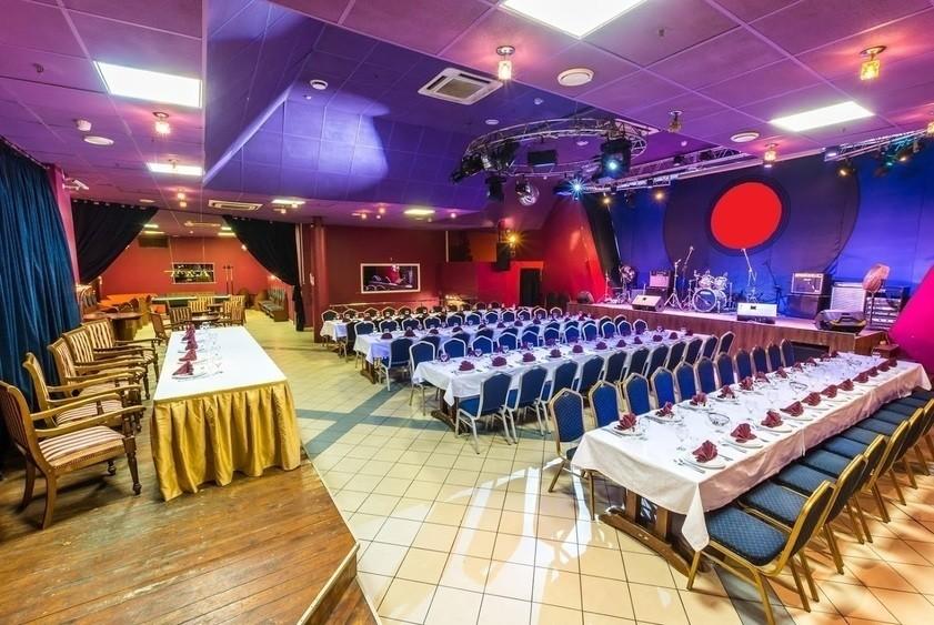 Ресторан, Банкетный зал, Ночной клуб на 120 персон в СВАО, м. Спартак, м. ВДНХ от 2500 руб. на человека