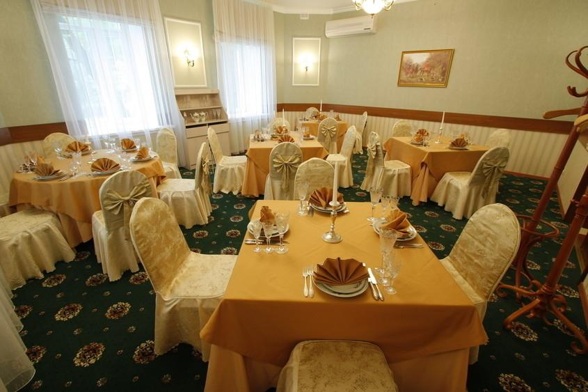 Ресторан, Банкетный зал, При гостинице на 20 персон в СВАО, м. Свиблово, м. Медведково, м. Бабушкинская от 2500 руб. на человека