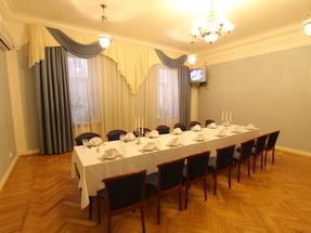 Банкет в Москве
