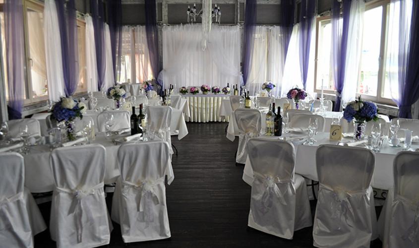 Ресторан, Банкетный зал на 80 персон в СЗАО, м. Полежаевская, м. Строгино от 3700 руб. на человека