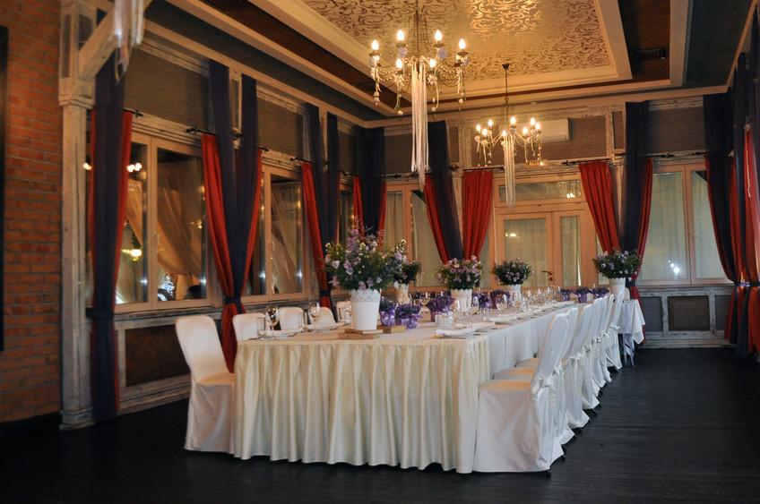 Ресторан, Банкетный зал на 80 персон в СЗАО, м. Полежаевская, м. Строгино от 3500 руб. на человека