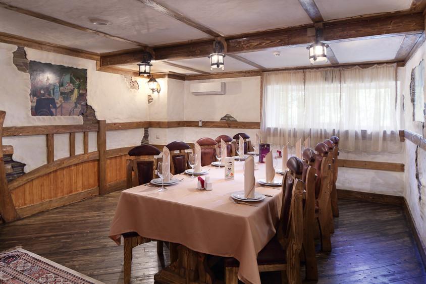 Ресторан, Банкетный зал на 15 персон в САО, м. Дмитровская, м. Динамо, м. Савеловская от 2000 руб. на человека