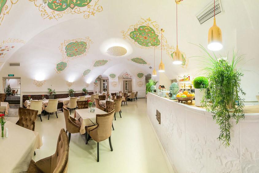 Ресторан, Банкетный зал на 30 персон в ЦАО, м. Третьяковская, м. Новокузнецкая от 3000 руб. на человека