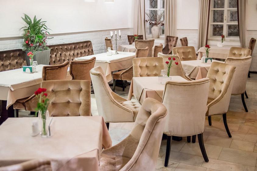 Ресторан, Банкетный зал на 25 персон в ЦАО, м. Третьяковская, м. Новокузнецкая от 3000 руб. на человека