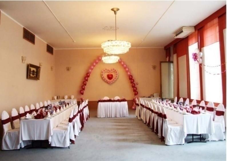 Ресторан, Банкетный зал, При гостинице на 80 персон в ЦАО, м. Смоленская от 2500 руб. на человека