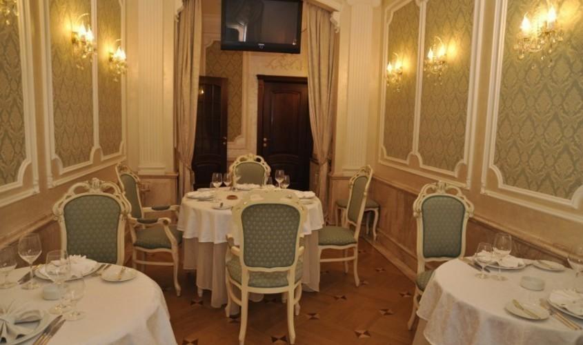 Ресторан, Банкетный зал на 20 персон в ЦАО, ЗАО, м. Киевская, м. Смоленская от 3000 руб. на человека
