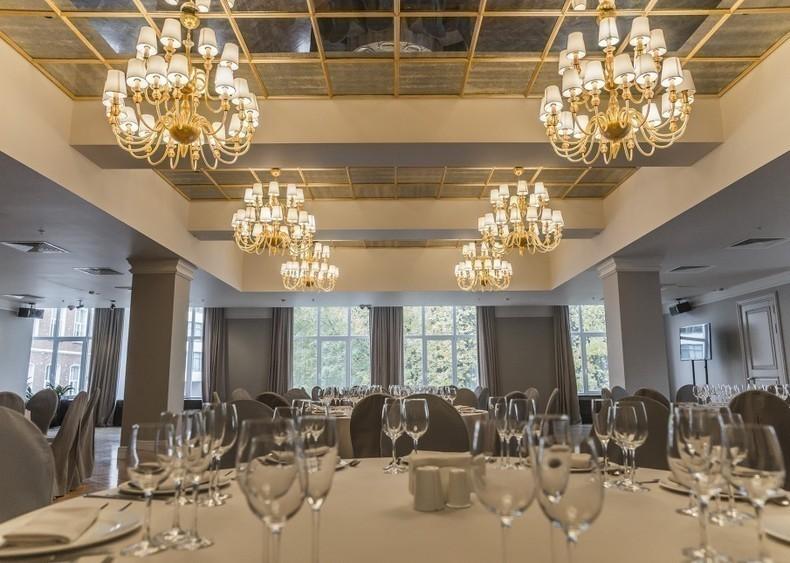 Ресторан, Банкетный зал на 100 персон в ЦАО, м. Спортивная, м. Фрунзенская от 5000 руб. на человека