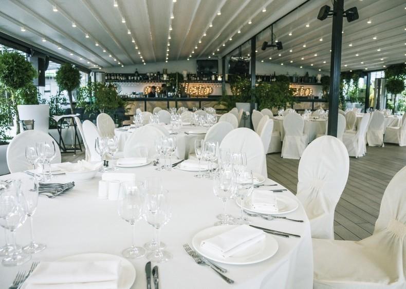 Ресторан, Банкетный зал на 80 персон в ЦАО, м. Спортивная, м. Фрунзенская от 5000 руб. на человека