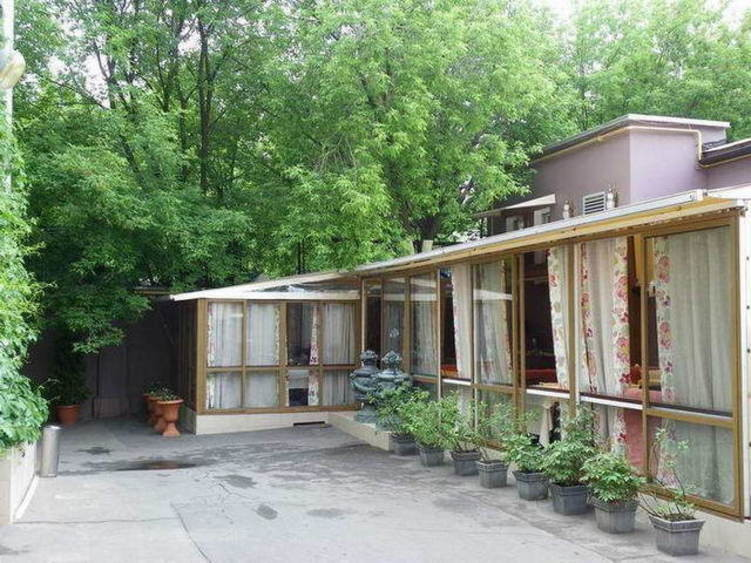 Летняя веранда на 50 персон в ЦАО, м. Парк культуры от 6000 руб. на человека