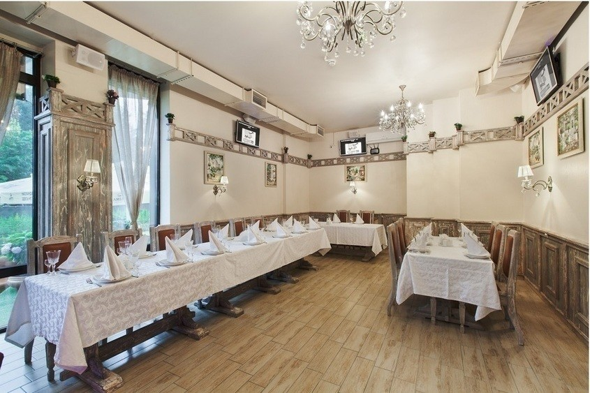 Ресторан, Усадьба на 40 персон в ЮВАО, м. Кузьминки от 2500 руб. на человека