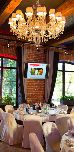 Ресторан, Банкетный зал на 400 персон в ЦАО, м. Лермонтовский проспект, м. Улица 1905 года, м. Краснопресненская, м. Выставочная, м. Международная от 5000 руб. на человека