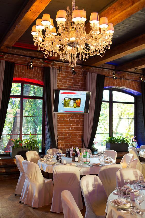 Ресторан, Банкетный зал на 400 персон в ЦАО, м. Лермонтовский проспект, м. Улица 1905 года, м. Краснопресненская, м. Выставочная, м. Международная от 4000 руб. на человека