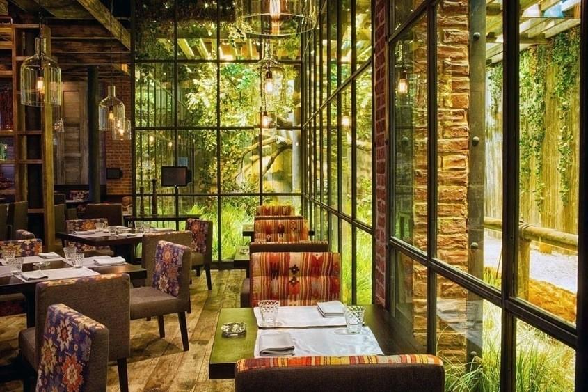 Ресторан, Банкетный зал на 120 персон в ЦАО, м. Выставочная, м. Улица 1905 года от 2500 руб. на человека