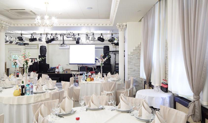 Ресторан, Банкетный зал на 100 персон в ЦАО, СВАО, м. Рижская, м. Марьина роща, м. Проспект Мира от 2500 руб. на человека