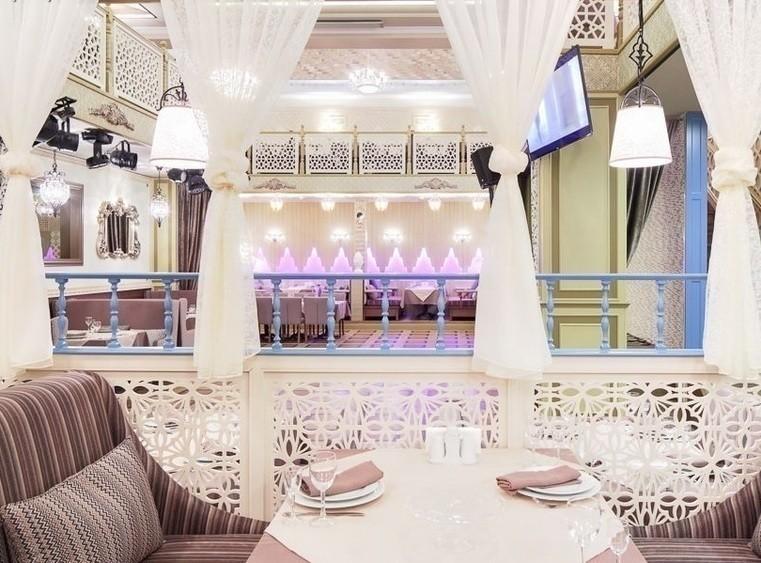 Ресторан на 100 персон в ЮЗАО, м. Проспект Вернадского, м. Университет от 2500 руб. на человека