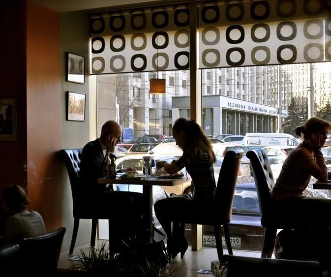 Банкетный зал, Кафе на 25 персон в ЦАО, м. Октябрьская, м. Добрынинская от 2500 руб. на человека