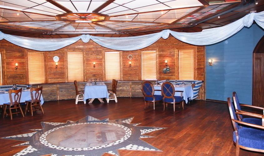 Ресторан, Банкетный зал, За городом на 120 персон в СЗАО,  от 2500 руб. на человека