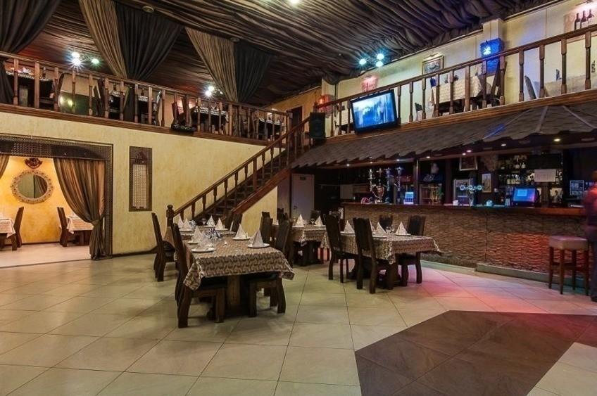Ресторан, Банкетный зал на 60 персон в ЮЗАО, м. Калужская от 1700 руб. на человека
