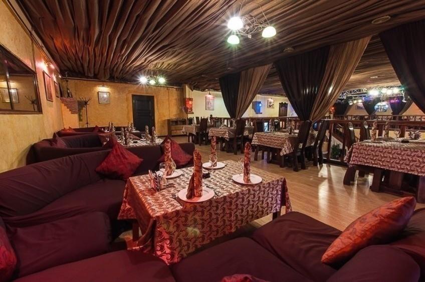 Ресторан, Банкетный зал на 40 персон в ЮЗАО, м. Калужская от 1700 руб. на человека
