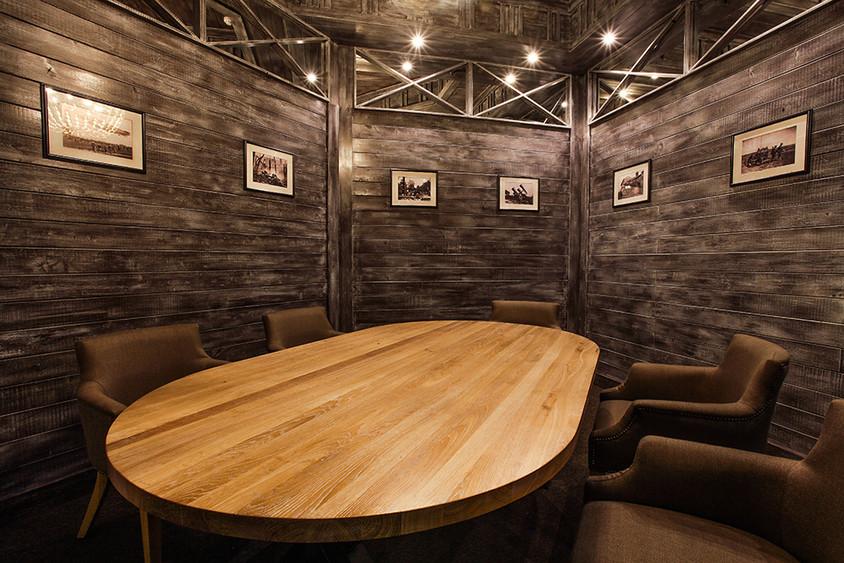 Ресторан, Банкетный зал на 25 персон в ЦАО, ЗАО, м. Ленинский проспект, м. Воробьевы горы от 3000 руб. на человека