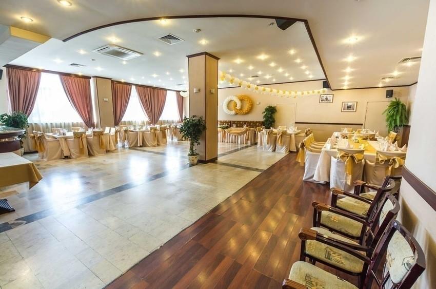 Банкетный зал на 80 персон в ЦАО, м. Проспект Мира, м. Сухаревская, м. Достоевская от 1500 руб. на человека