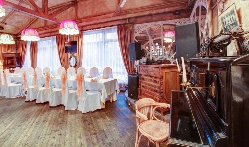 Ресторан, Банкетный зал на 70 персон в ЗАО, м. Багратионовская, м. Филевский парк от 3000 руб. на человека