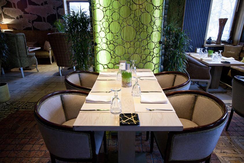 Ресторан на 20 персон в ЦАО, ЮЗАО, м. Спортивная от 2000 руб. на человека