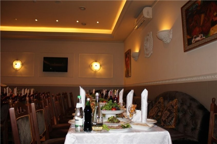 Банкетный зал, Кафе на 70 персон в СВАО, м. Марьина роща от 1500 руб. на человека