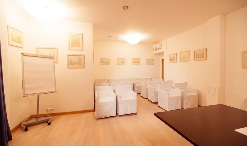 Банкетный зал, При гостинице на 20 персон в САО, м. Аэропорт, м. Сокол от 2000 руб. на человека